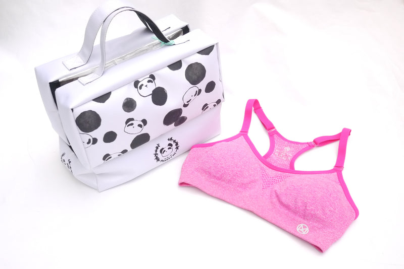 1+ 1 Promotion Jennifer Sports Bra + Panda Bags