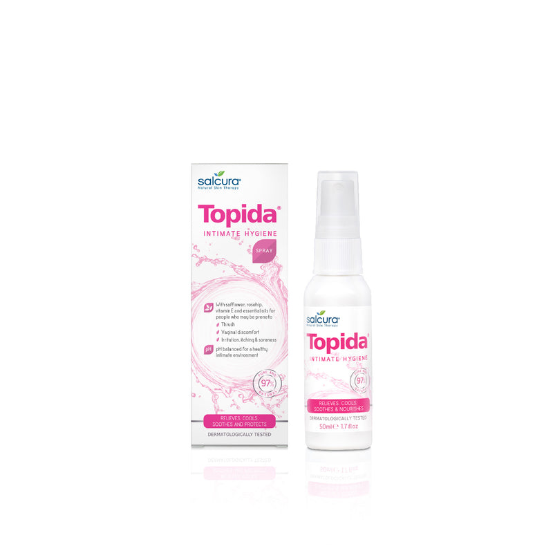 Topida 草本私密護潔噴霧 Intimate Hyginene Spray 50ml