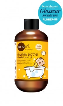 Mummy Soother - Stretch Mark Oil 妊娠紋修護精華油 250ml