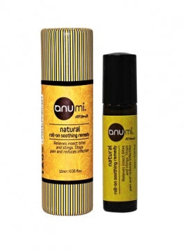 Anumi Natural Roll-On Soothing Remedy 天然萬用油 10ml
