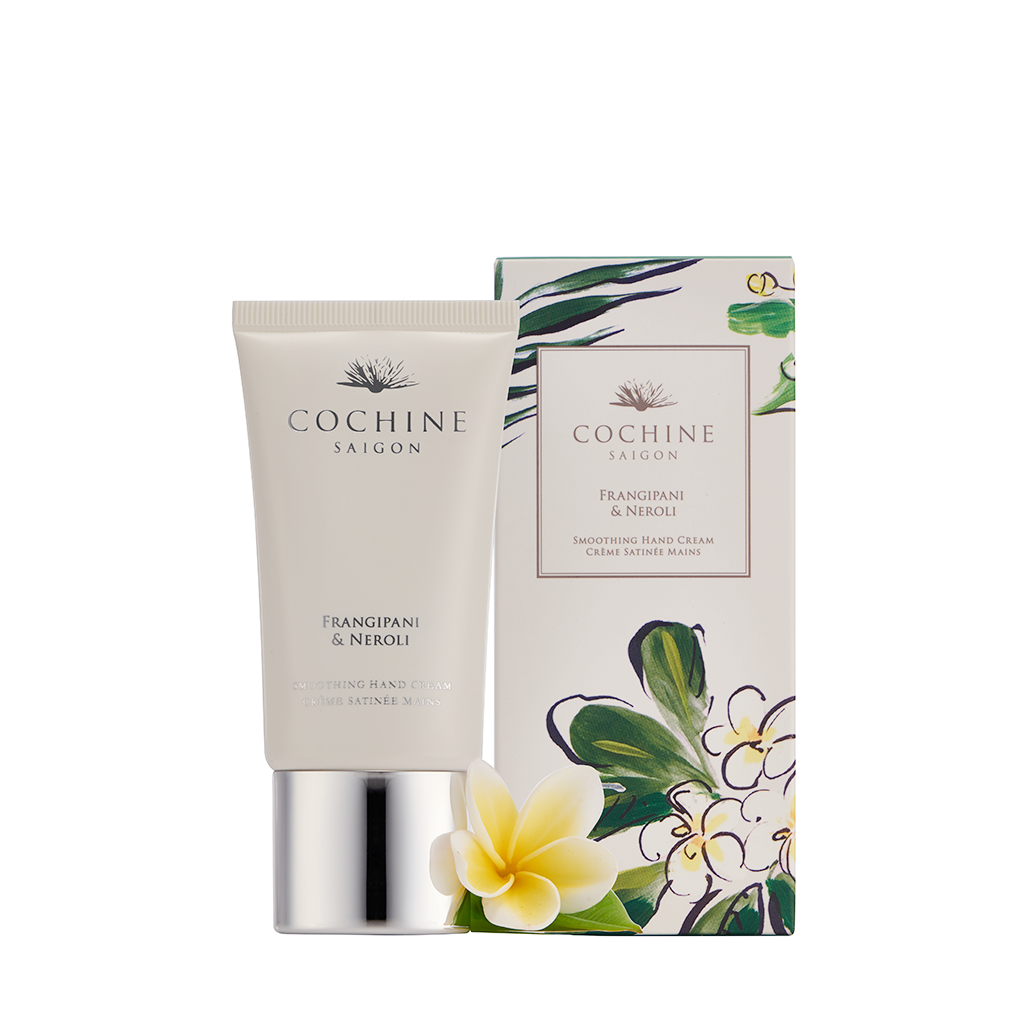 Cochine Hand Cream 50ml FRANGIPANI & NEROLI