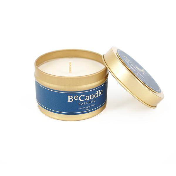 Be Candle -No.01 Peony Rose 80ml