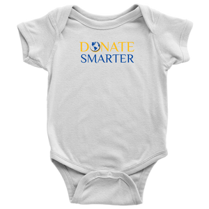 Donate Smarter - Baby Bodysuit