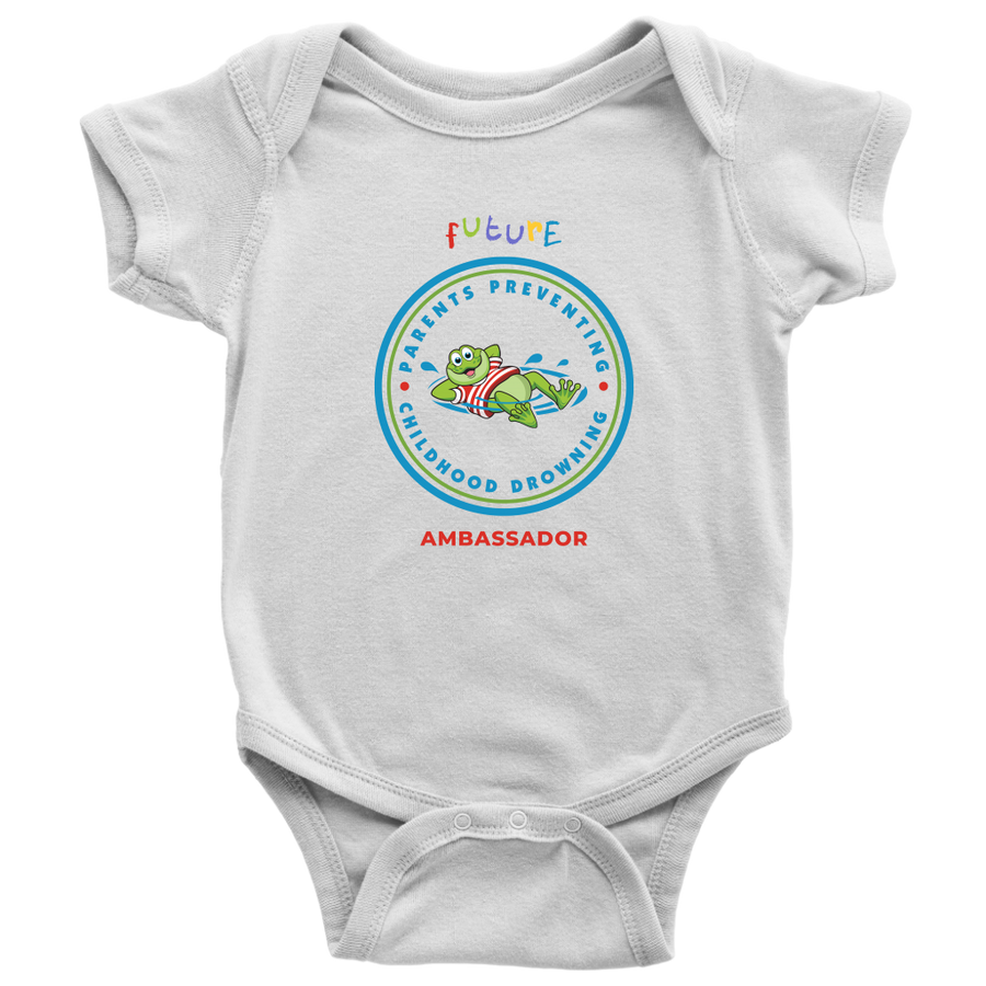 Future Ambassador - Style 2 (Baby Bodysuit, Infant T-Shirt & Youth Shirt)