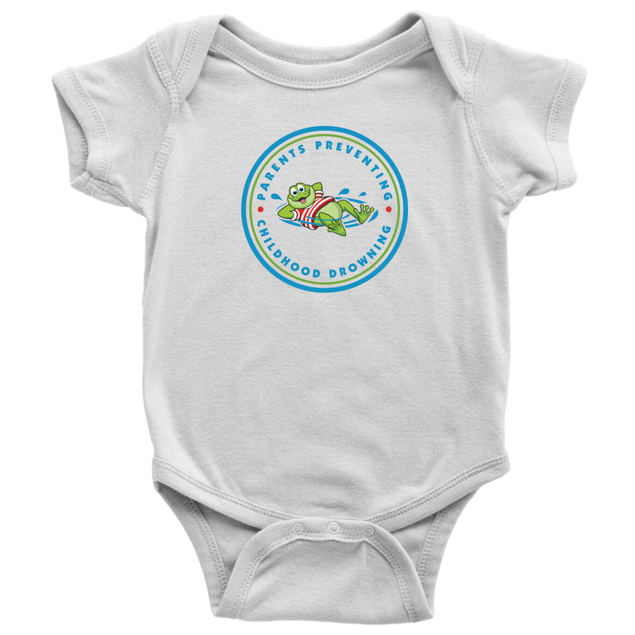 Parents Preventing Childhood Drowning - Baby Bodysuit