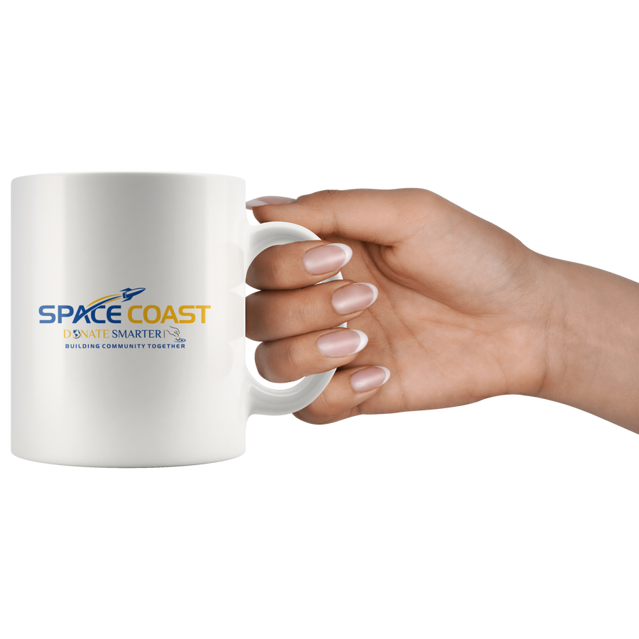 Space Coast Donate Smarter - 11oz Mug
