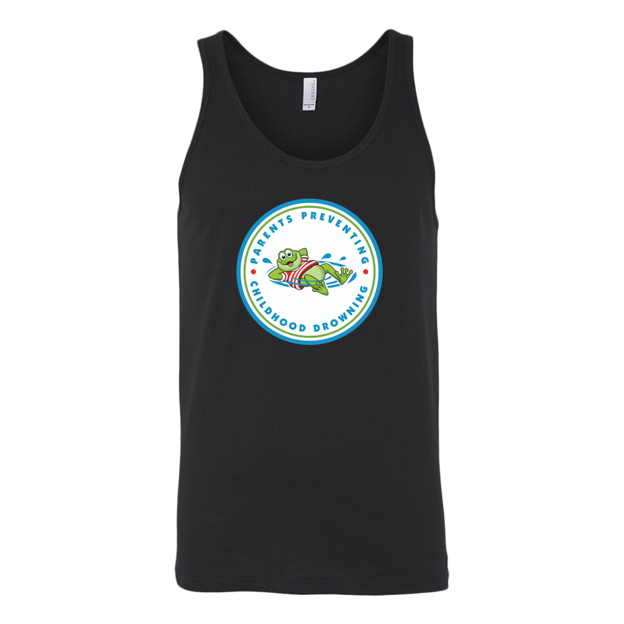 Parents Preventing Childhood Drowning - Tank Top