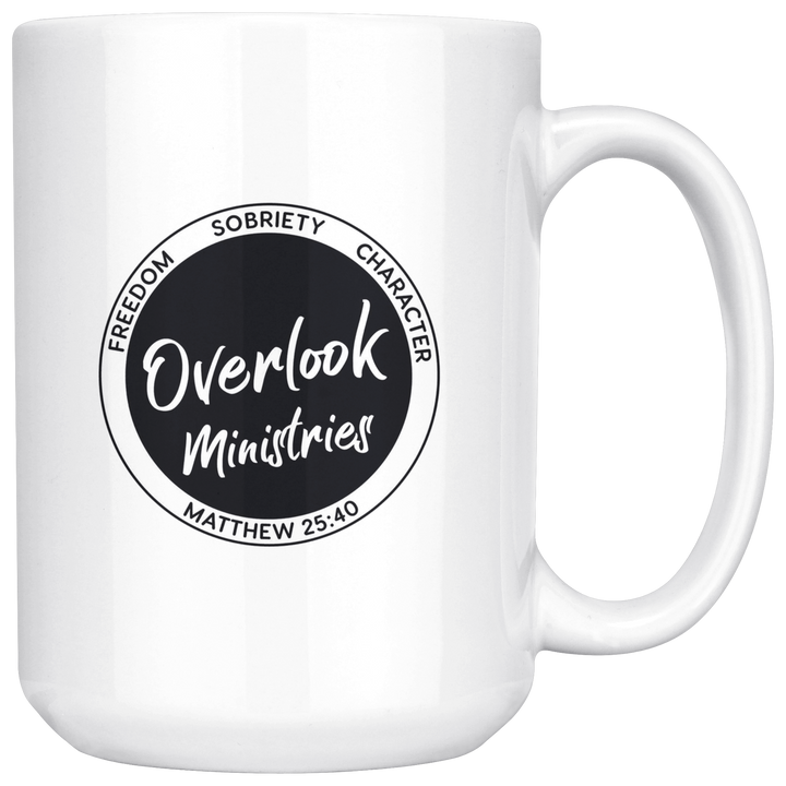 Overlook Ministries - 15oz Mug