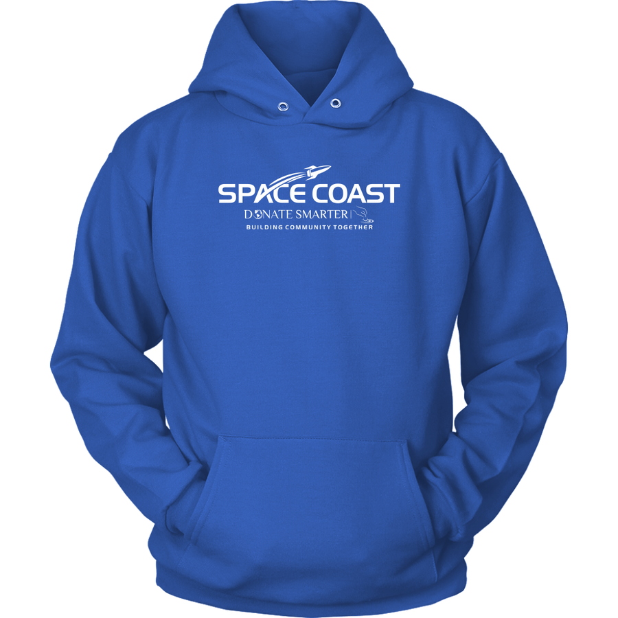 Space Coast Donate Smarter - Hoodie