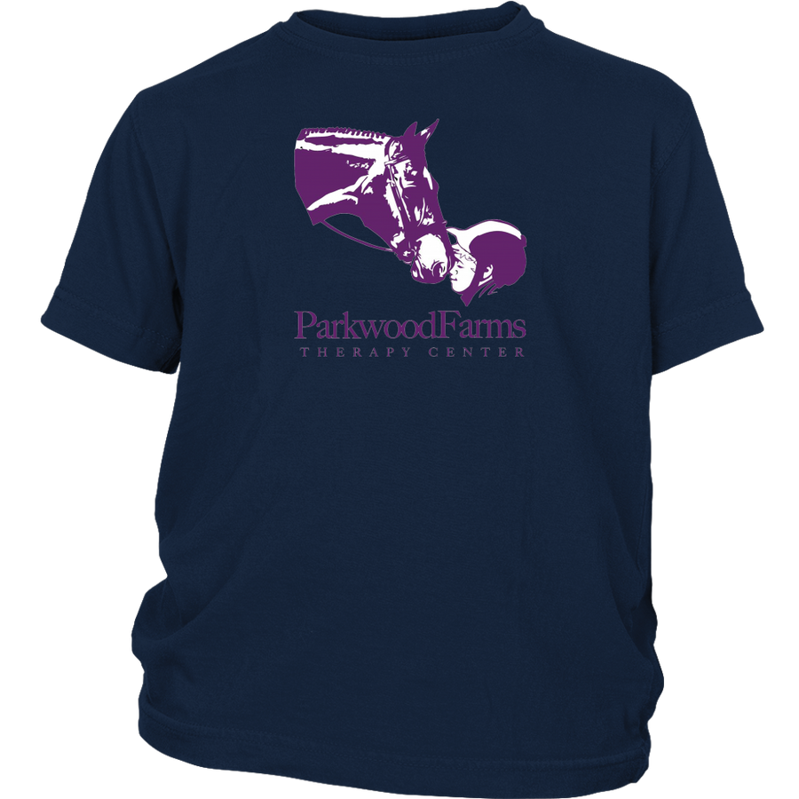 Parkwook Farms Theraphy Center - Youth Shirt