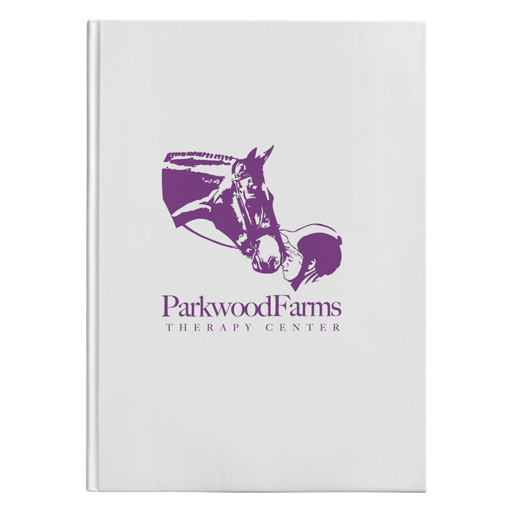 Parkwood Farms Therapy Center - Hardcover Journal