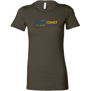 Space Coast Donate Smarter - Fitted Shirt