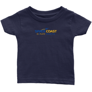 Space Coast Donate Smarter - Infant T-Shirt