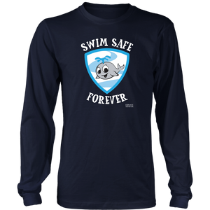 Swim Safe Forever - Long Sleeve Shirt