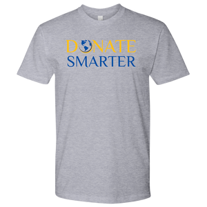 Donate Smarter - Fitted Shirt