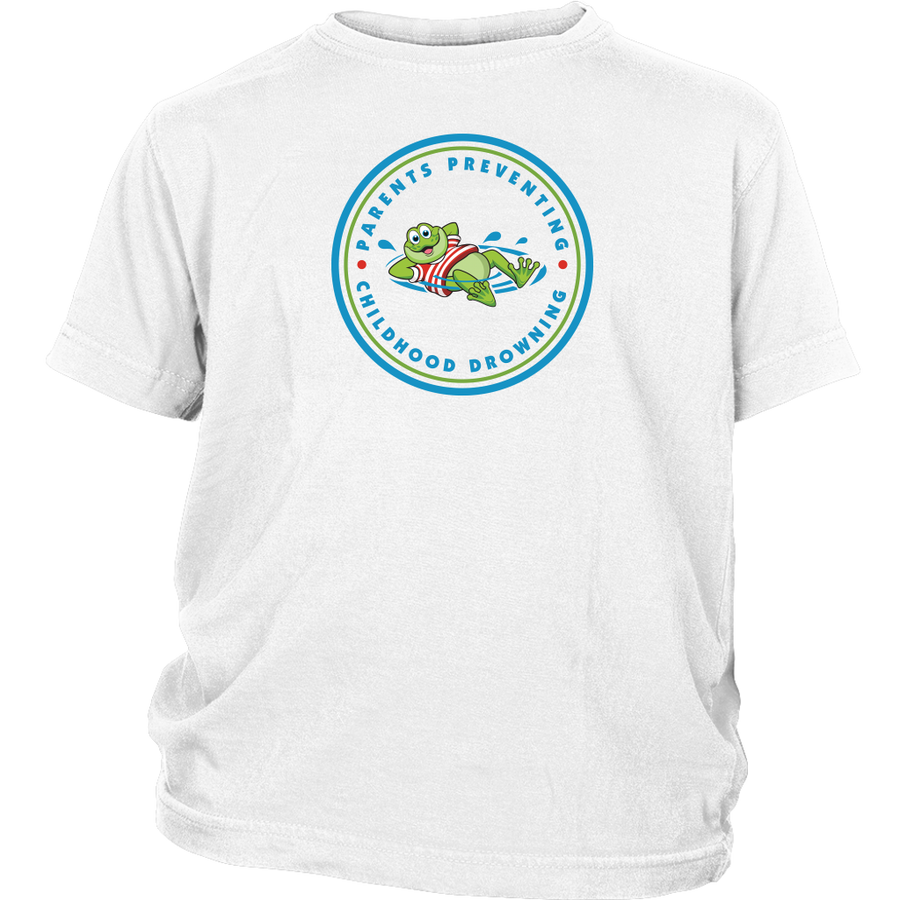 Parents Preventing Childhood Drowning - Youth Shirt