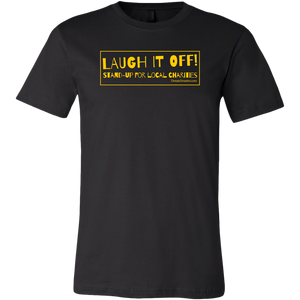Laugh it Off! - Black Shirt