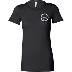 Overlook Ministries Fitted Shirt (Left Chest Logo Design)
