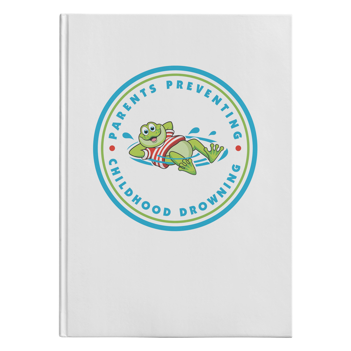 Parents Preventing Childhood Drowning - Hardcover Journal