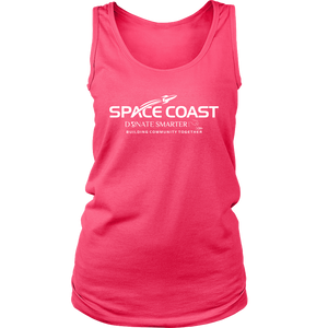 Space Coast Donate Smarter - Women's Tank