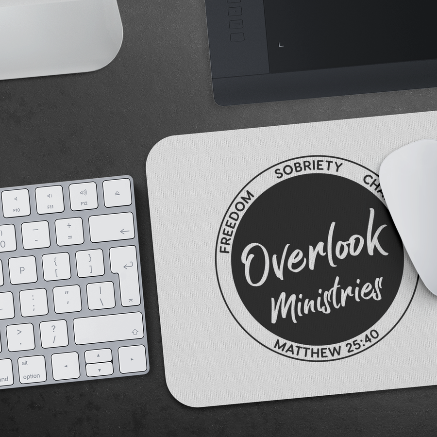 Overlook Ministries - Mousepad