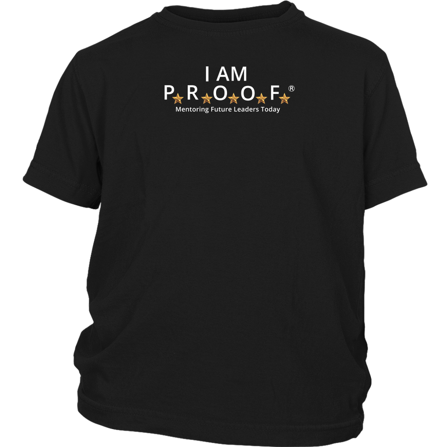 I am Proof - Youth Shirt