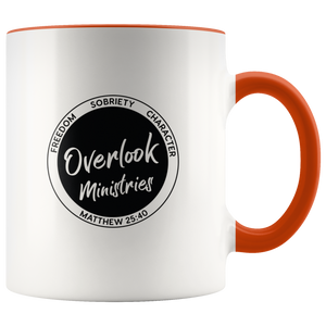 Overlook Ministries - Accent Mug