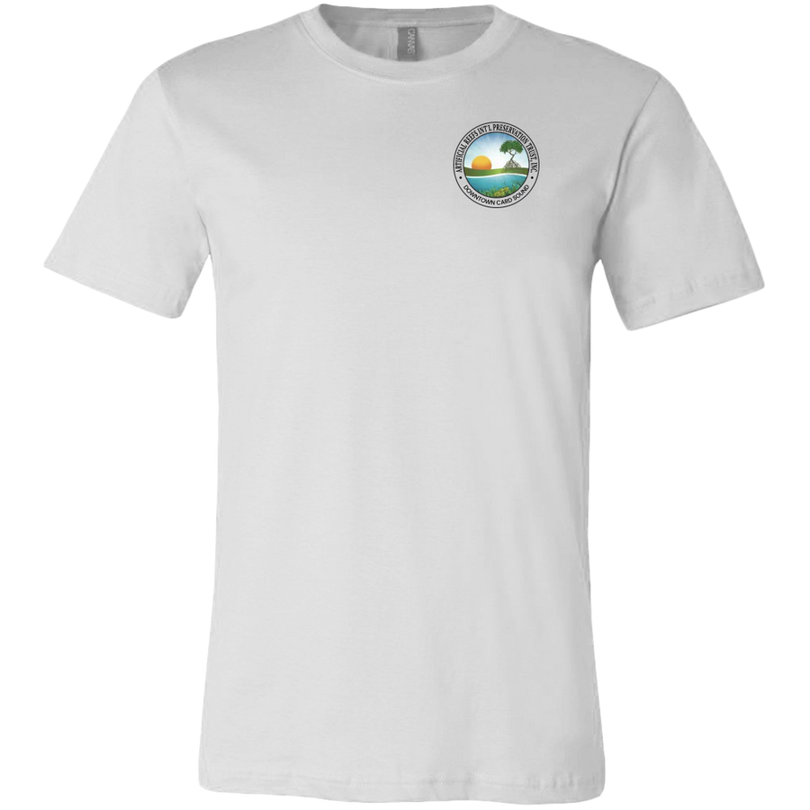 Artificial Reefs Int'l Preservations Trust, Inc. -  Fitted Shirt (Black Print)