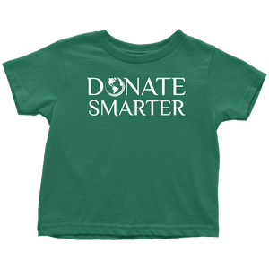 Donate Smarter Infant/Toddler Shirt