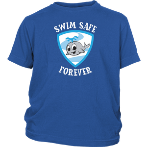 Swim Safe Forever - Youth Shirt