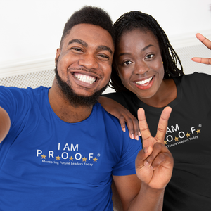 I am Proof - Fitted Shirt