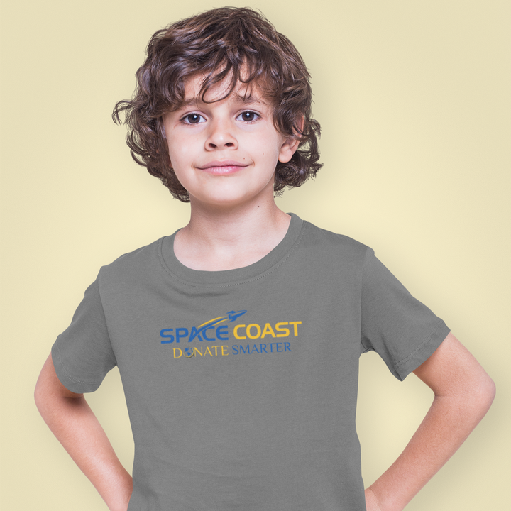 Space Coast Donate Smarter - Youth Shirt