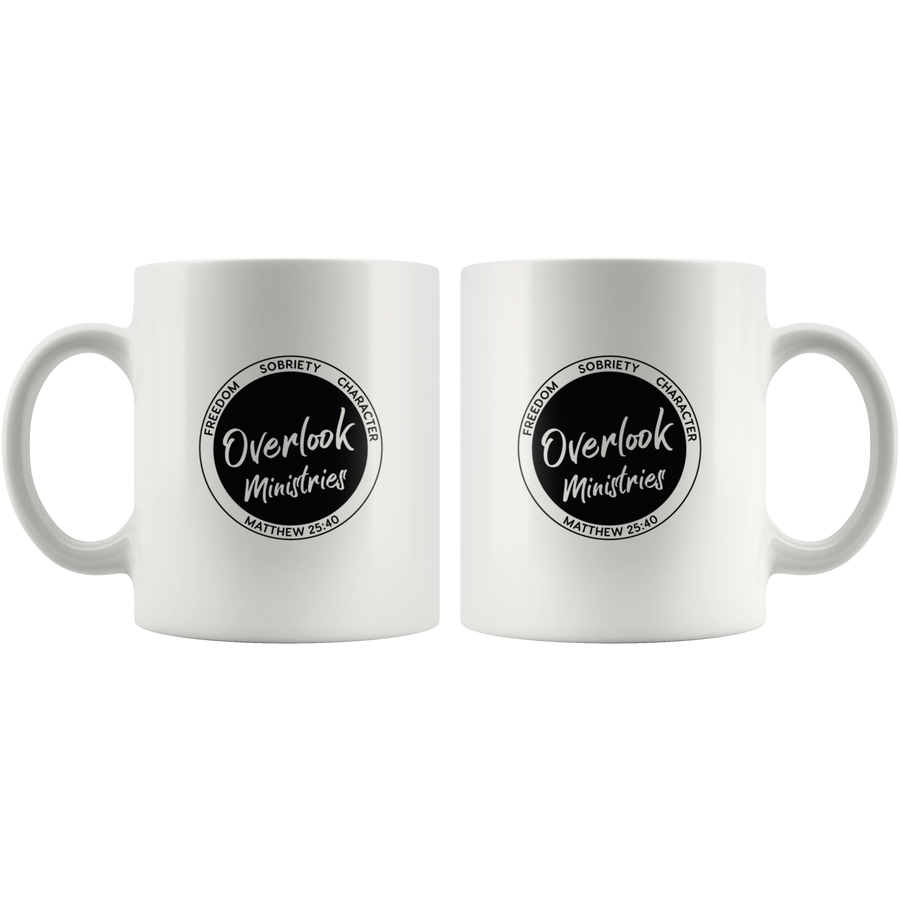 Overlook Ministries - 11oz Mug