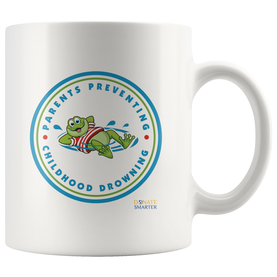 Parents Preventing Childhood Drowning - 11oz Mug
