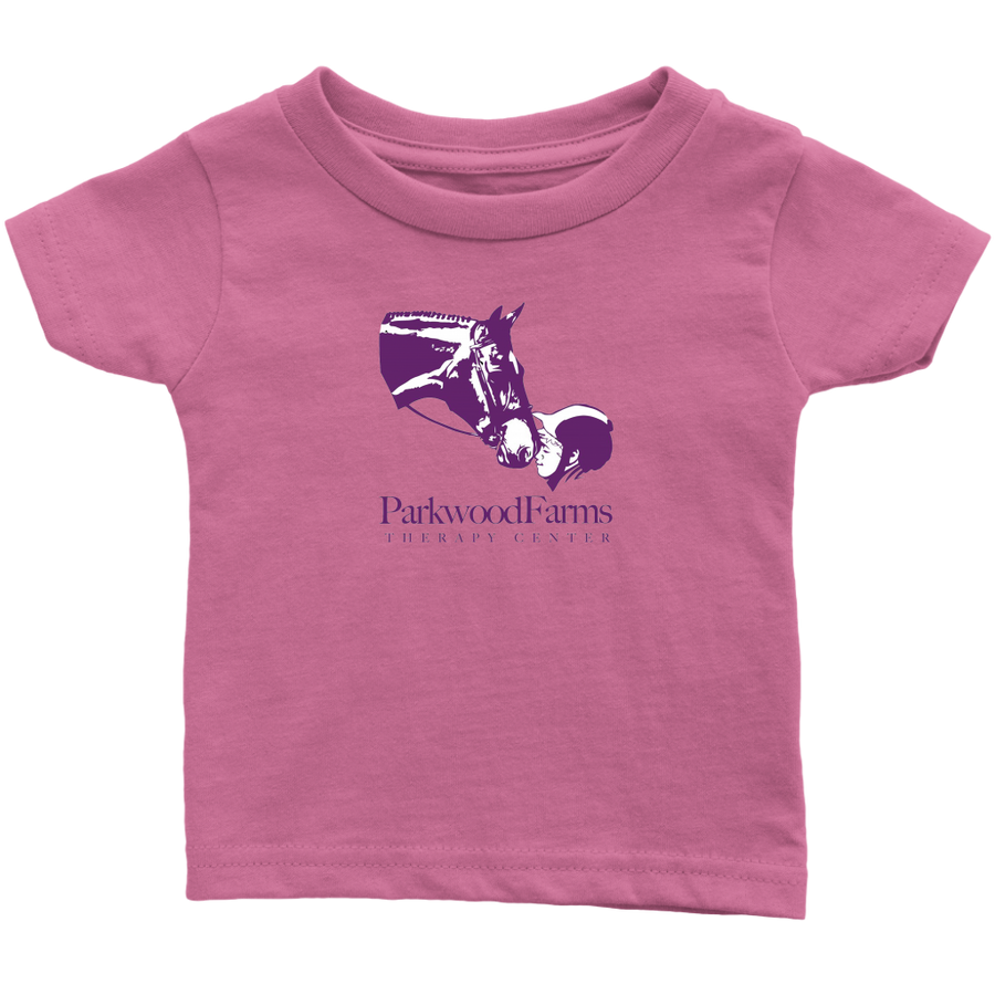 Parkwook Farms Theraphy Center - Infant T-Shirt