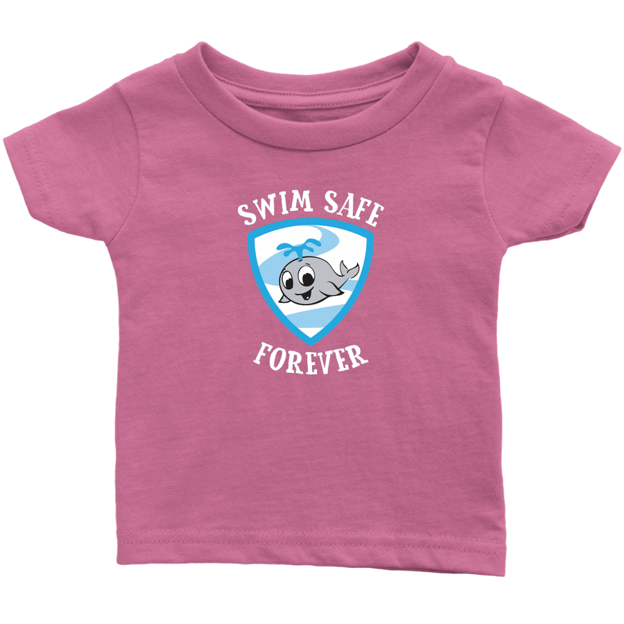 Swim Safe Forever - Infant T-Shirt