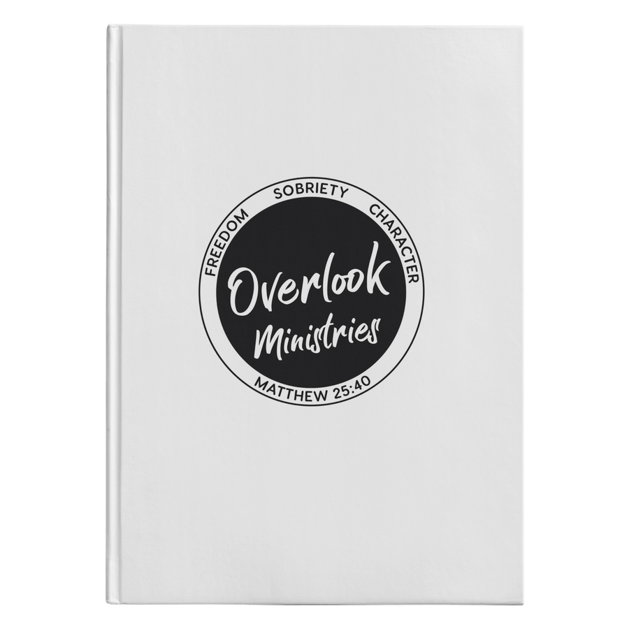 Overlook Ministries - Hardcover Journal