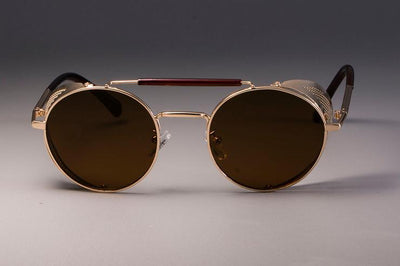 Men's Metal Sunglasses