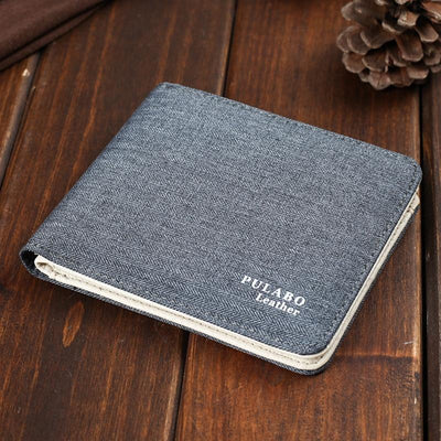 Men's Short Wallet