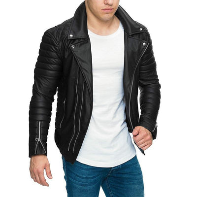 Apollo Leather Jacket