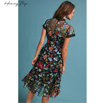 HommyShop Flower Dress