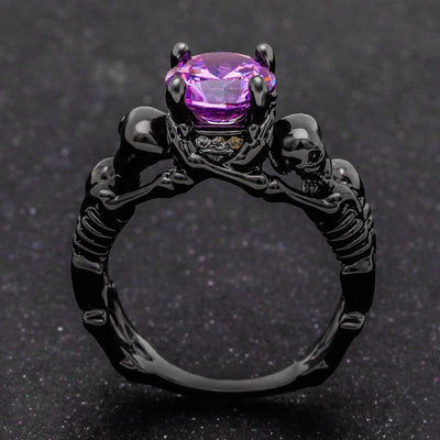 Skeleton Style Ring