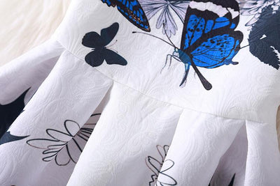 Women's Butterfly Summer Dress
