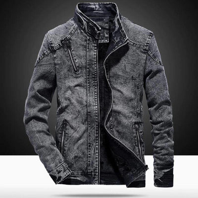Men's Slim Denim Jacket
