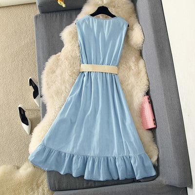 HommyShop V-Neck Dress