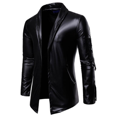 Men's Limited Edition Leather Jacket