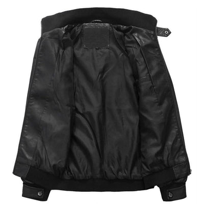 Men's Lightweight Leather Jacket