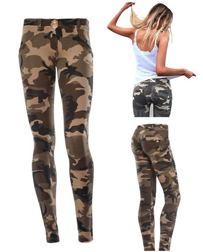 Women's Military Leggings