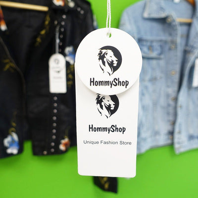HOMMYSHOP HOODED WINTER COAT