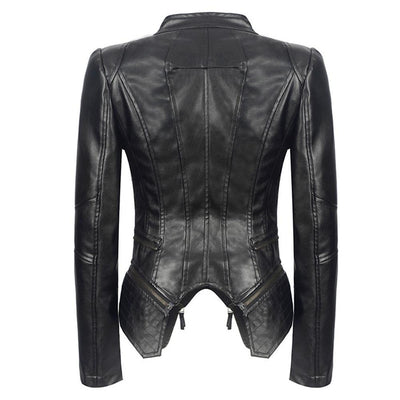Paolo Leather Jacket